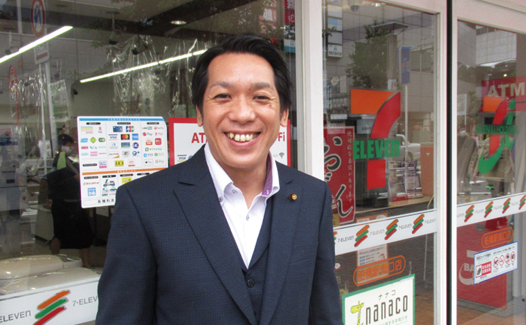 株式会社介護屋宮崎 介護屋みらい 代表取締役 宮﨑直樹